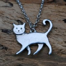 Happy Cat pendant P68